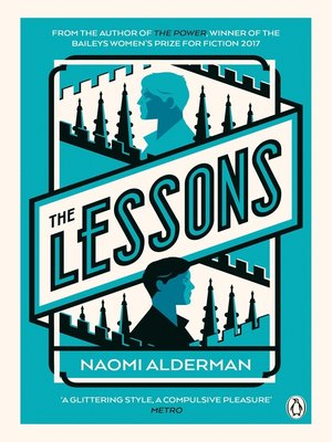 cover image of The Lessons