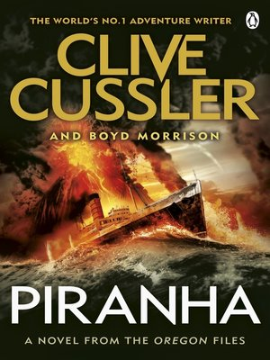 cover image of Piranha