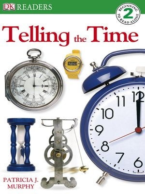 cover image of Telling the Time