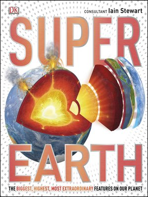 cover image of SuperEarth
