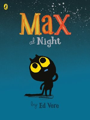 cover image of Max at Night