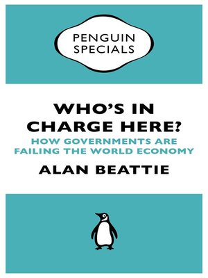cover image of Who's in Charge Here? (Penguin Specials)
