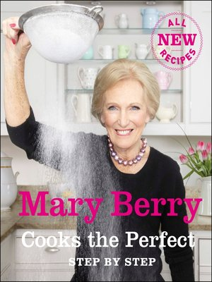 cover image of Mary Berry Cooks the Perfect
