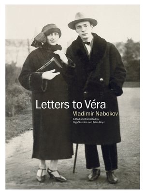 cover image of Letters to Véra