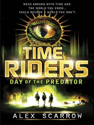 cover image of Day of the Predator