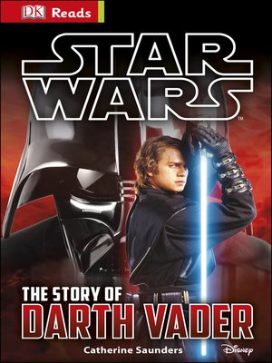 cover image of Star Wars the Story of Darth Vader
