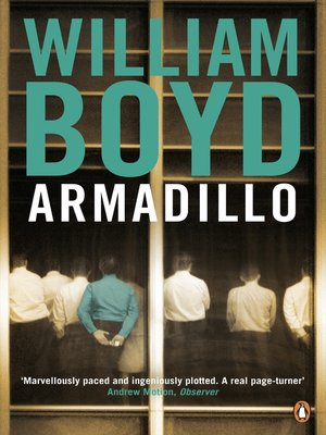 cover image of Armadillo