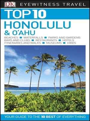 cover image of Top 10 Honolulu and O'ahu