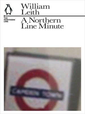 cover image of A Northern Line Minute