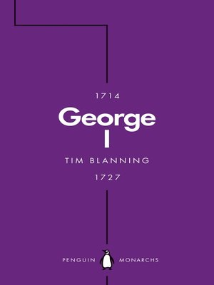 cover image of George I