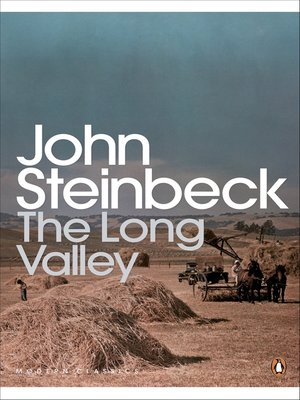 cover image of The Long Valley
