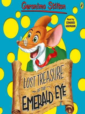 cover image of Lost Treasure of the Emerald Eye (#1)