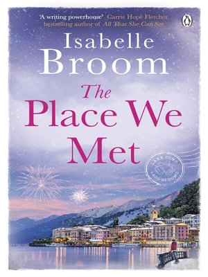cover image of The Place We Met