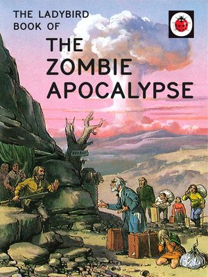 cover image of The Ladybird Book of the Zombie Apocalypse