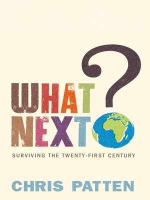 cover image of What Next?