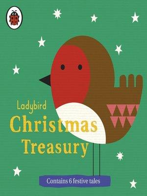 cover image of Ladybird Christmas Treasury