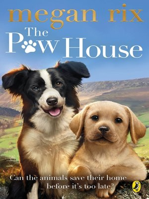 cover image of The Paw House