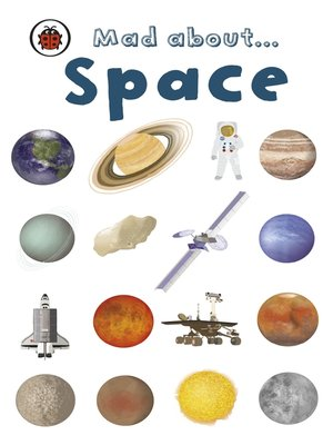 cover image of Mad About Space