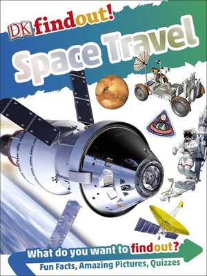 cover image of DKfindout! Space Travel