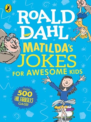 cover image of Matilda's Jokes For Awesome Kids