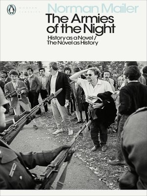 cover image of The Armies of the Night