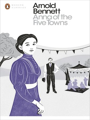 cover image of Anna of the Five Towns