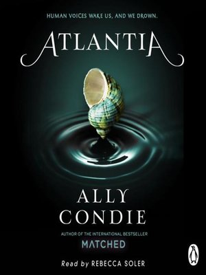 cover image of Atlantia (Book 1)