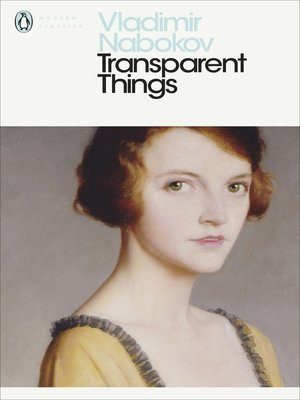 cover image of Transparent Things