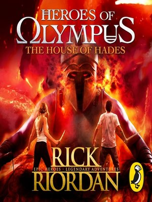 cover image of The House of Hades (Heroes of Olympus Book 4)