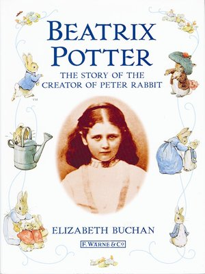cover image of Beatrix Potter the Story of the Creator of Peter Rabbit