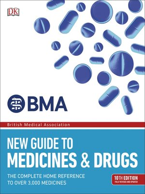 cover image of BMA New Guide to Medicine and Drugs