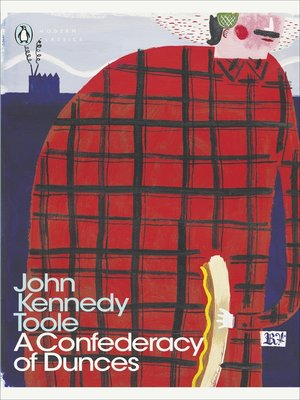cover image of A Confederacy of Dunces