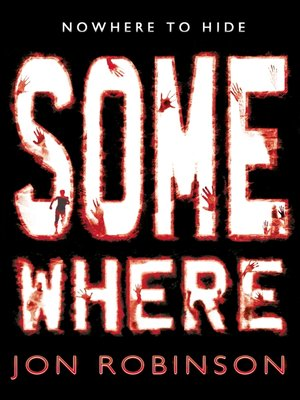 cover image of Somewhere (Nowhere Book 3)