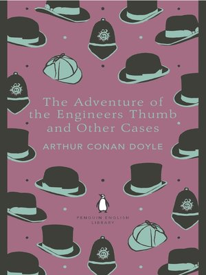 cover image of The Adventure of the Engineer's Thumb and Other Cases