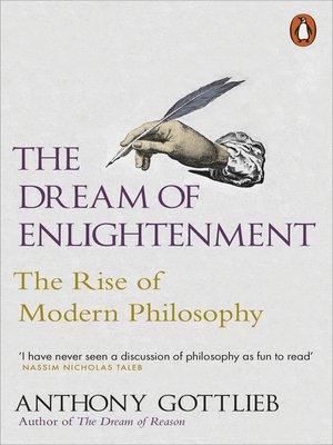 cover image of The Dream of Enlightenment