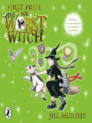 cover image of First Prize for the Worst Witch