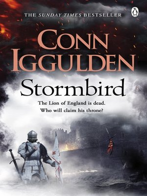 cover image of Stormbird