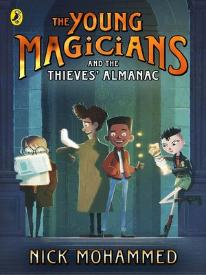 cover image of The Young Magicians and the Thieves' Almanac