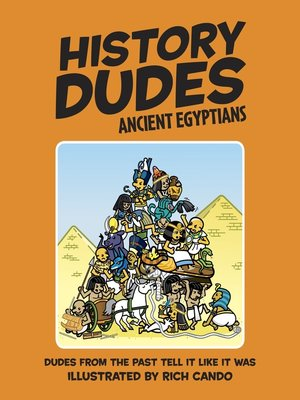 cover image of History Dudes Ancient Egyptians
