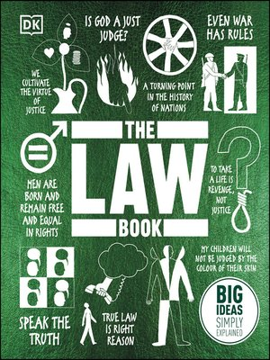 cover image of The Law Book