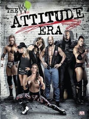 cover image of WWE the Attitude Era