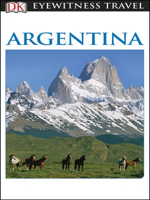 cover image of DK Eyewitness Travel Guide Argentina