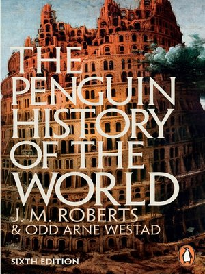 cover image of The Penguin History of the World