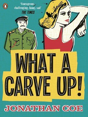 cover image of What a Carve Up!