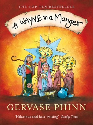 cover image of A Wayne in a Manger