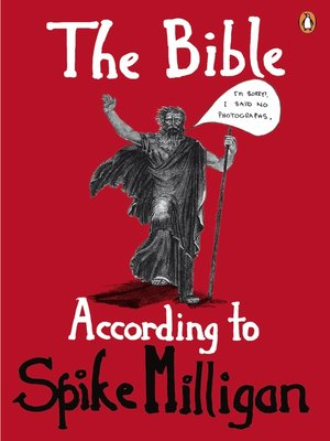 cover image of The Bible According to Spike Milligan