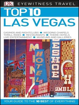 cover image of DK Eyewitness Top 10 Las Vegas