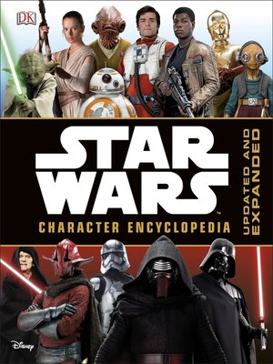 cover image of Star Wars Character Encyclopedia Updated and Expanded