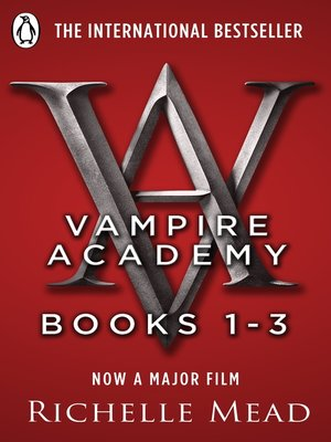 cover image of Vampire Academy, Books 1-3