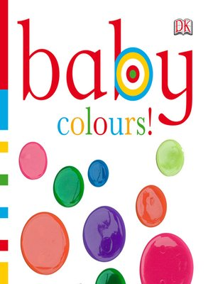 cover image of Baby Colours!